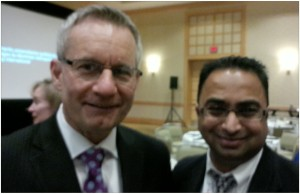 Minister Ed Fast @ CBIE Conference Nov/13