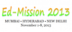 Ed-Mission 2013 updated logo
