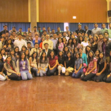 96 GTU Students reached Canada to study at Laurentian University for 6 weeks
