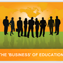 The 'Business of Education' Dinner in Vancouver, BC